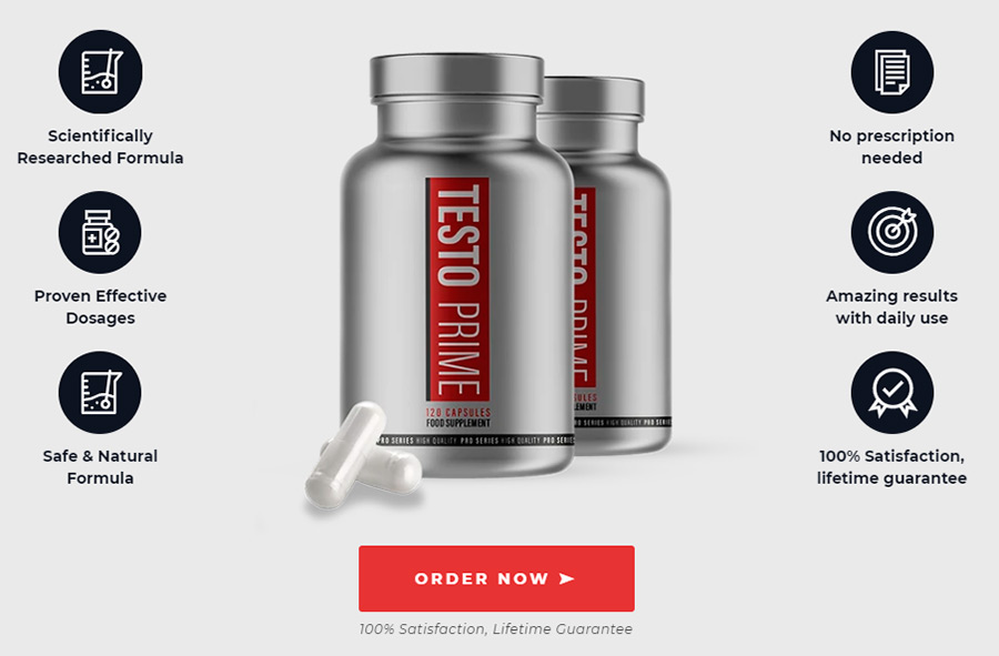 Testosterone booster natural